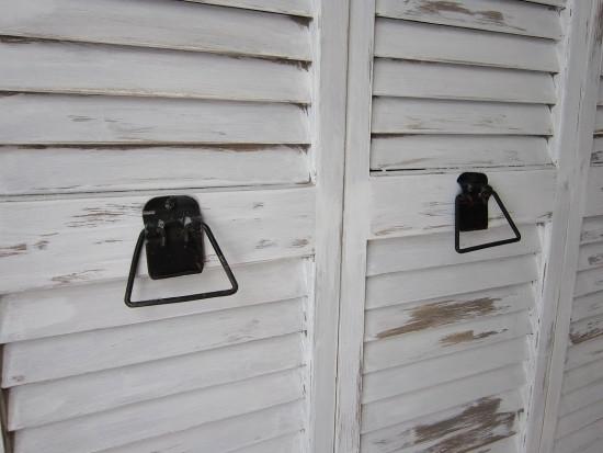 recycled doorknobs