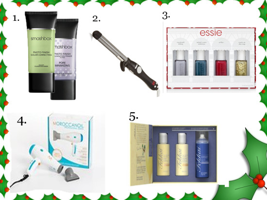 Gift Ideas - Beauty