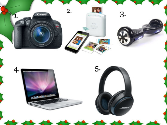 Gift Ideas Electronics