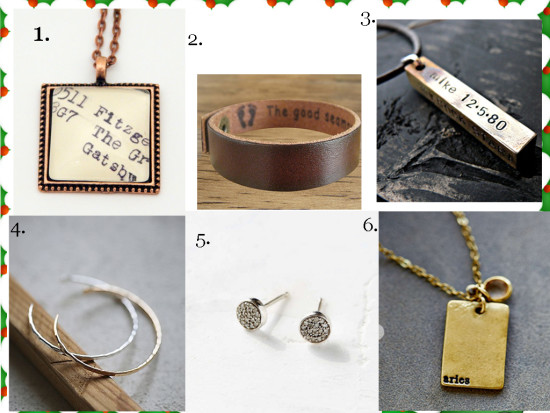Gift Ideas - Jewelry