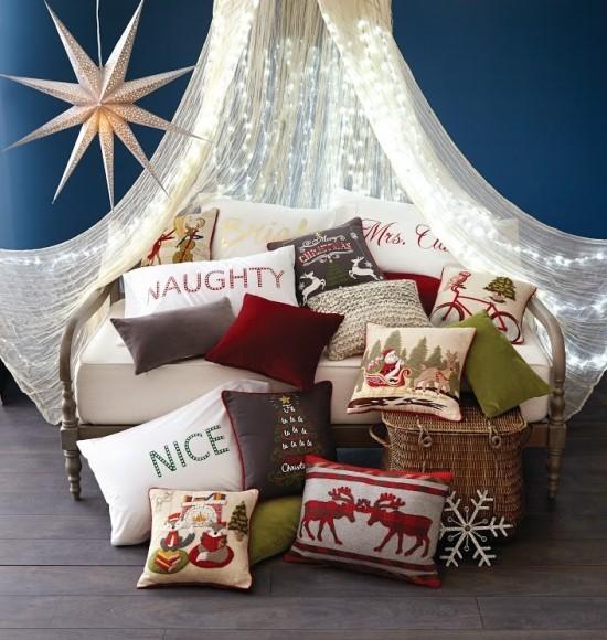 Holiday Pillows World Market