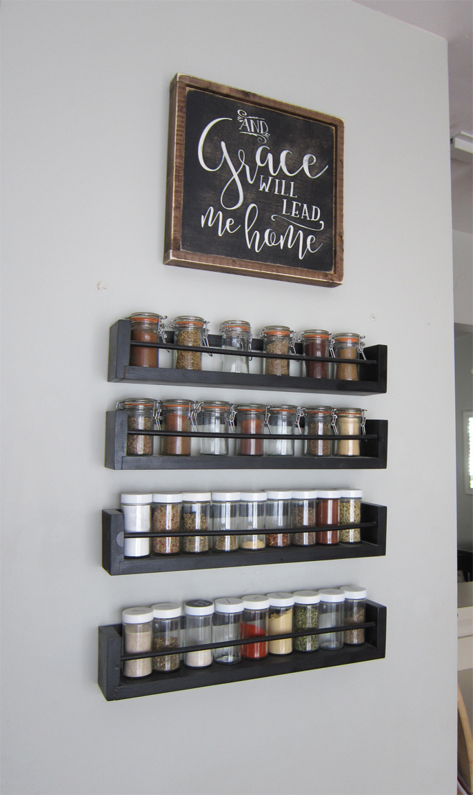 Spice Wall Art Kitchen