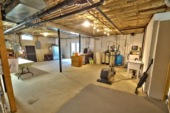full basement