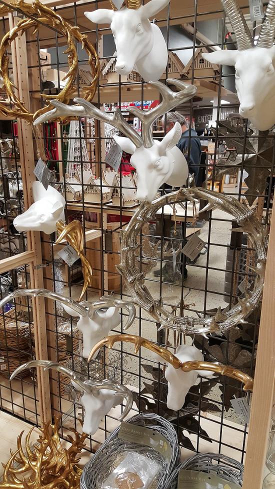 World Market Antlers