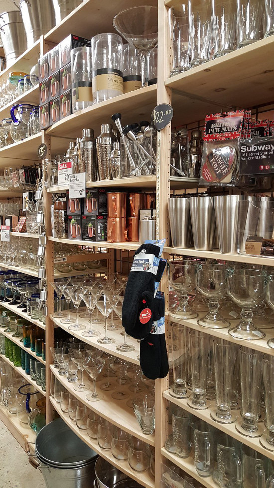 World Market Barware
