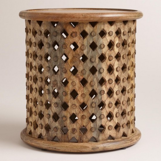 World Market Tirbal Accent table
