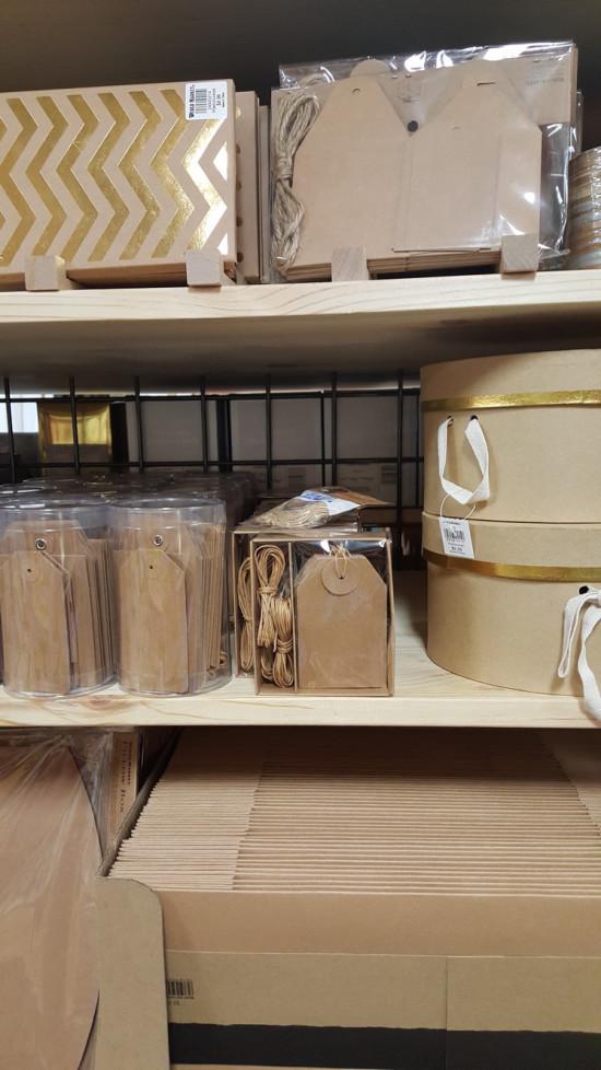 World Market paper goods
