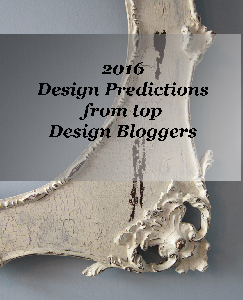 2016 Design Predictions From Design Bloggers