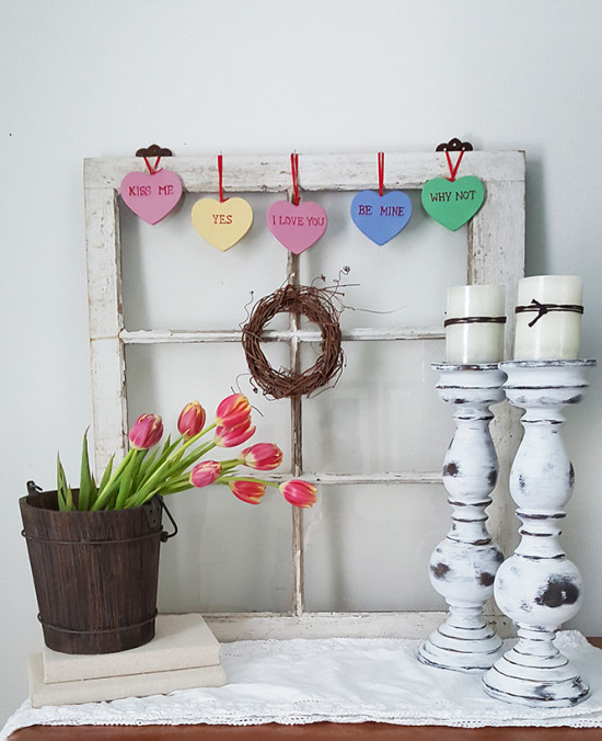 Valentine's Day Decorating