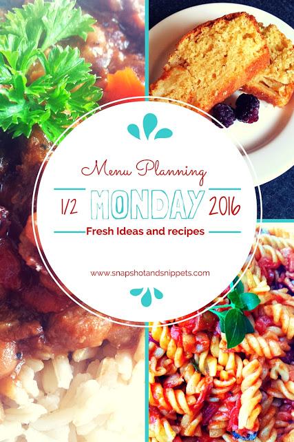 Menu Planning Monday(1)