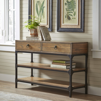 console table for small spaces