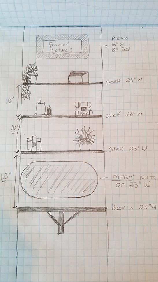 design plan drawing
