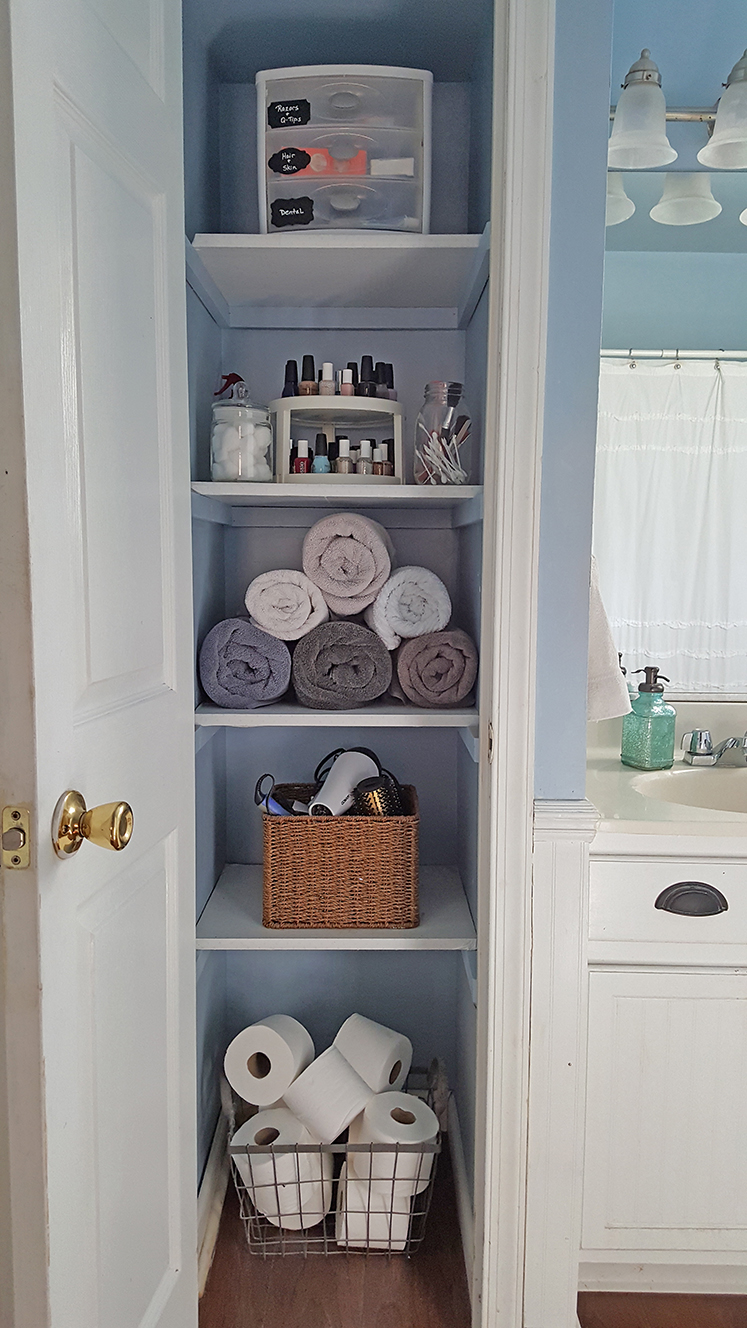 Organizing Linen Closet Ideas Part - 49: Linen Closet Organization