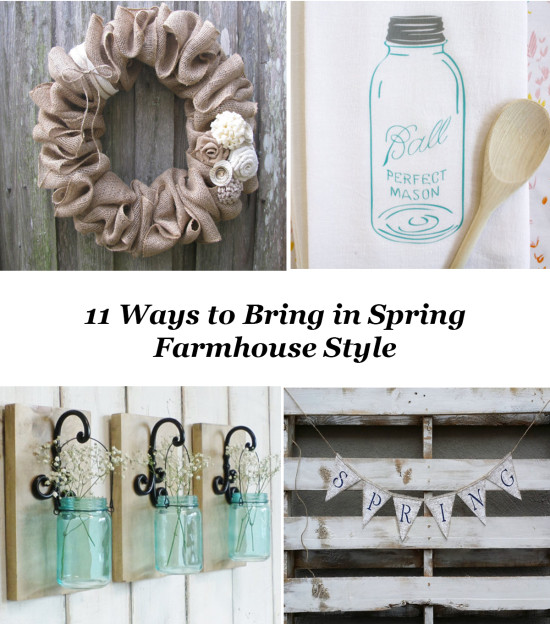 11 Ways to Bring in Spring