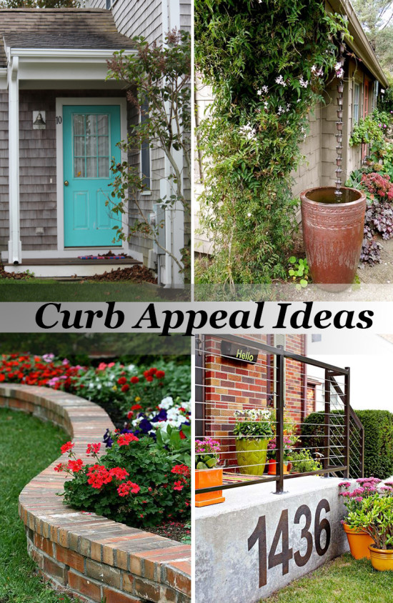 6 Affordable Curb Appeal Ideas from a pro
