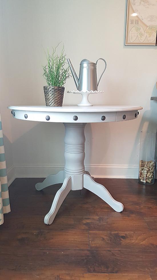 Pedestal Table Do-Over