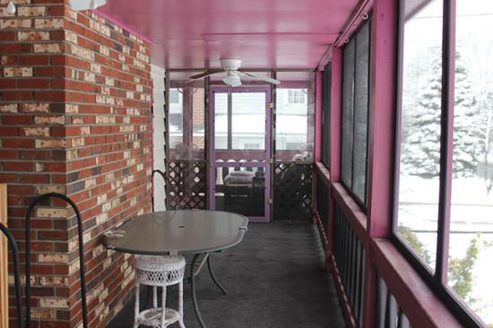 victorian wraparound porch