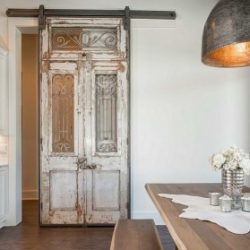 farmhouse sliding doors