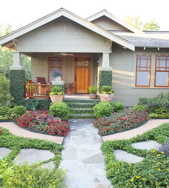 curb appeal tips frontyard landscaping