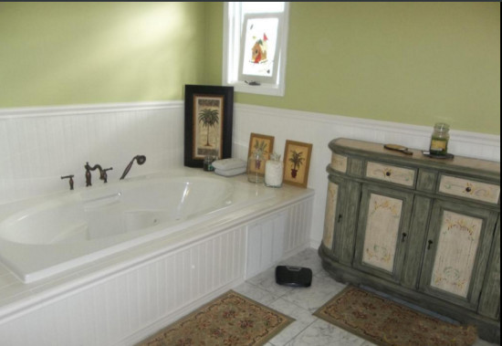 master bathroom tub surround