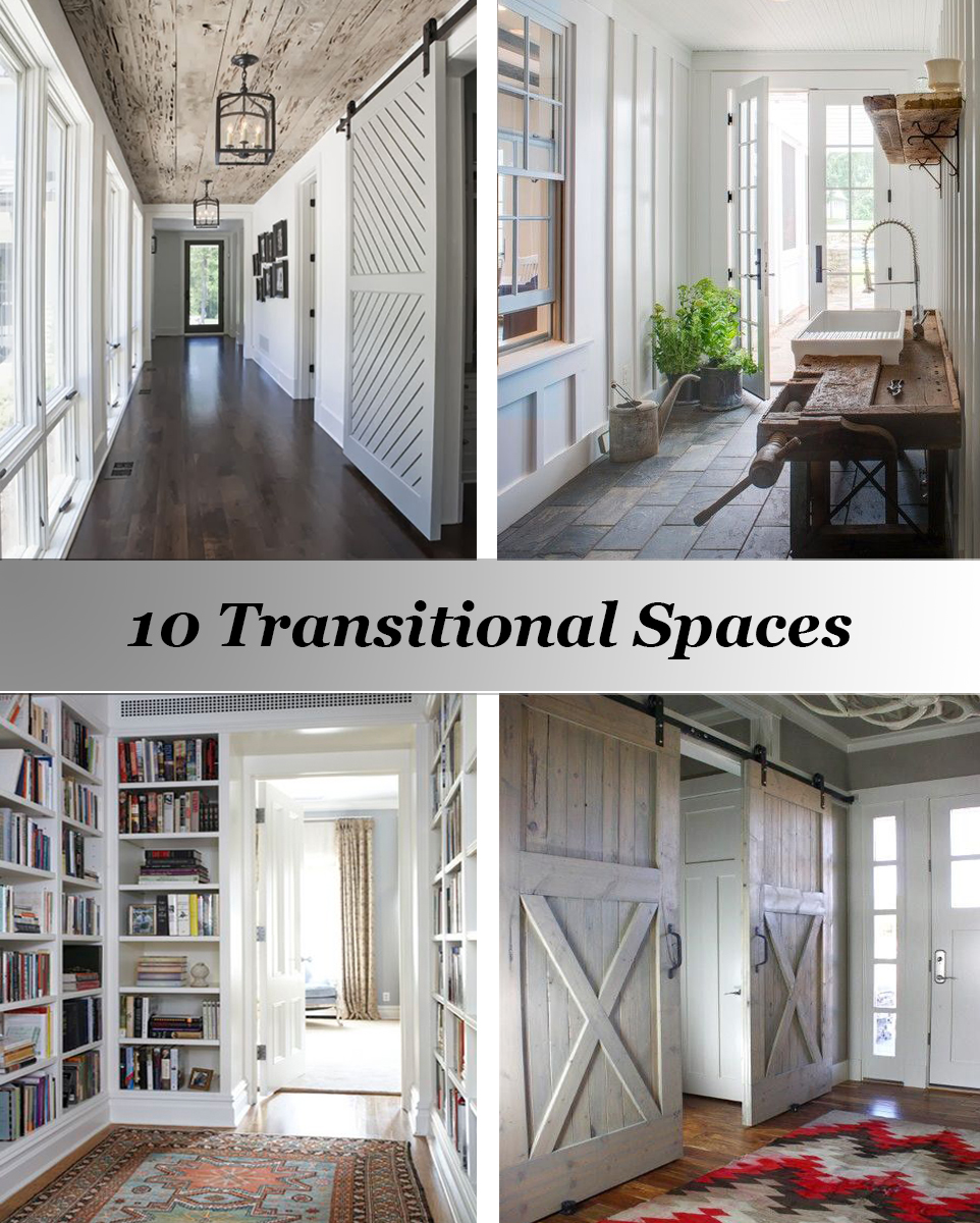 10 transitional spaces the honeycomb home - What is a transitional home ...