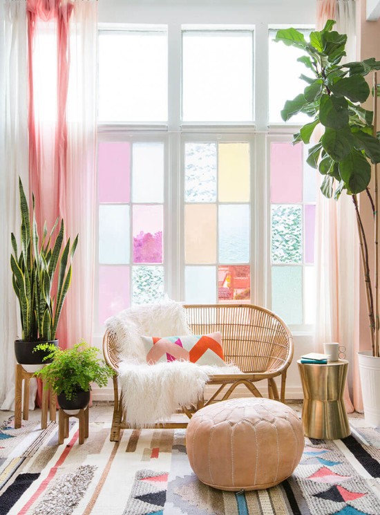 Emily henderson window treatments