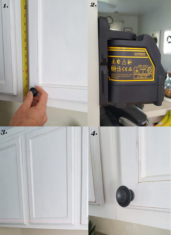 Installing Cabinetry Hardware
