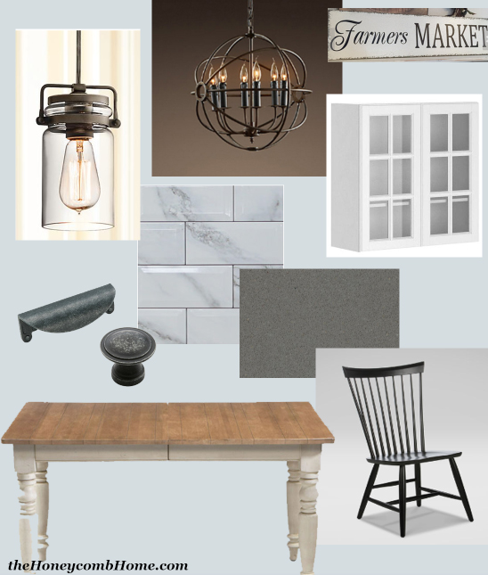 Kitchen Design Plans ORC Week 2