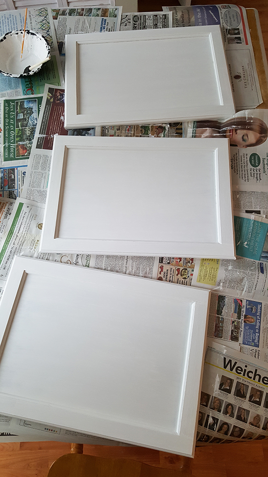 Painting kitchen cabinets-doors