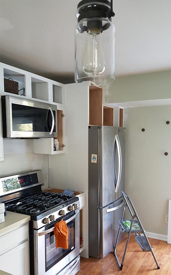 Progress Kitchen Cabinets