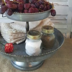 Salt and Pepper Shaker Mason Jars