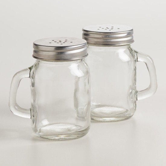 mason jar S&P World Market