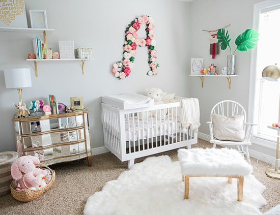 little girls nursery
