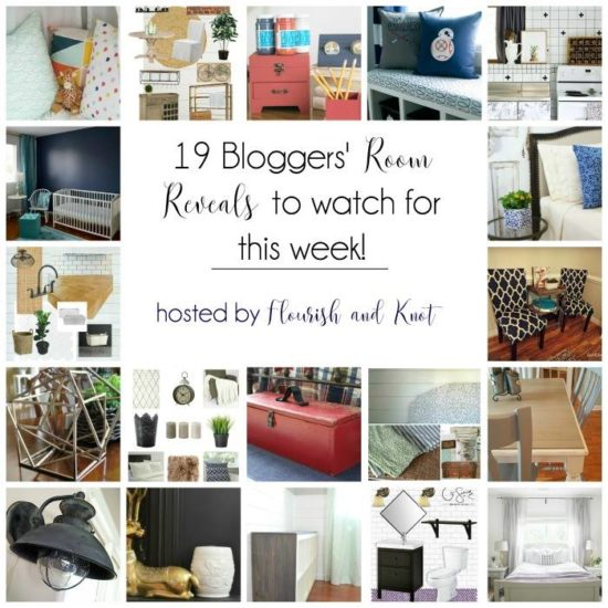 19 bloggers rooms