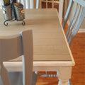 DIY Farmhouse Table FI