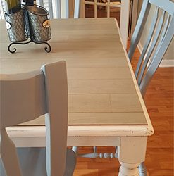 DIY Farmhouse Table FI