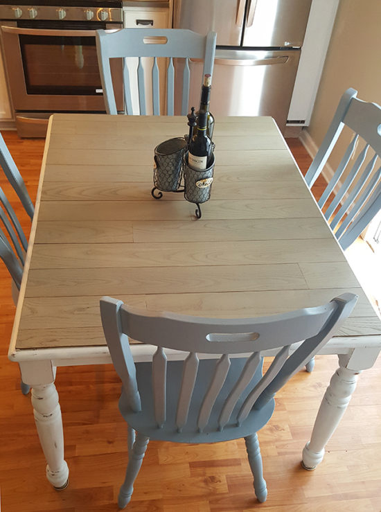 How to DIY A Farmhouse Table