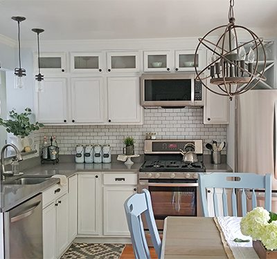 Kitchen Makeover The Honeycomb Home FI