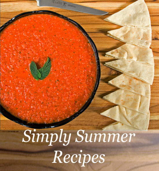 Wayfair Simply Summer Recipes Pin