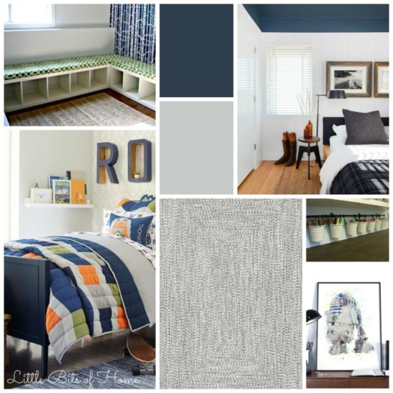 little bits of home One Room Challenge Reveals to watch