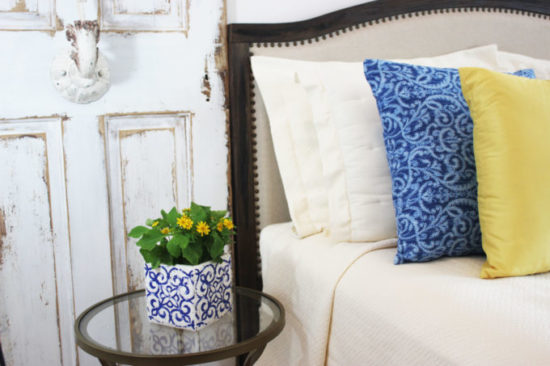 simple nature decor blog One room Challenge Reveals to Watch