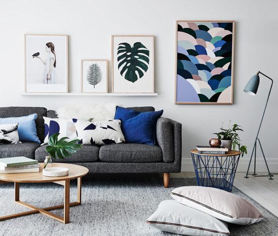 Wall Art Living Room