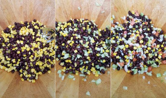 Black Bean Salad Mix Recipe