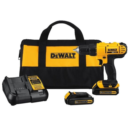 Father's Day-DeWalt Drill kit