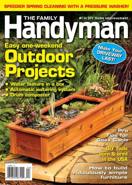 Father's Day-The Family Handyman magazine