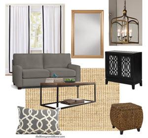 Get this Look Designer Living Room