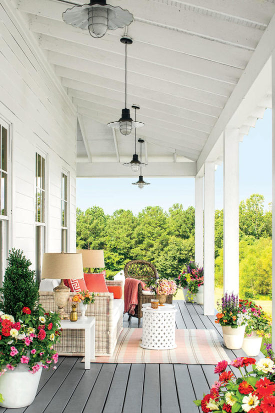 Front Porch Ideas Southern Living