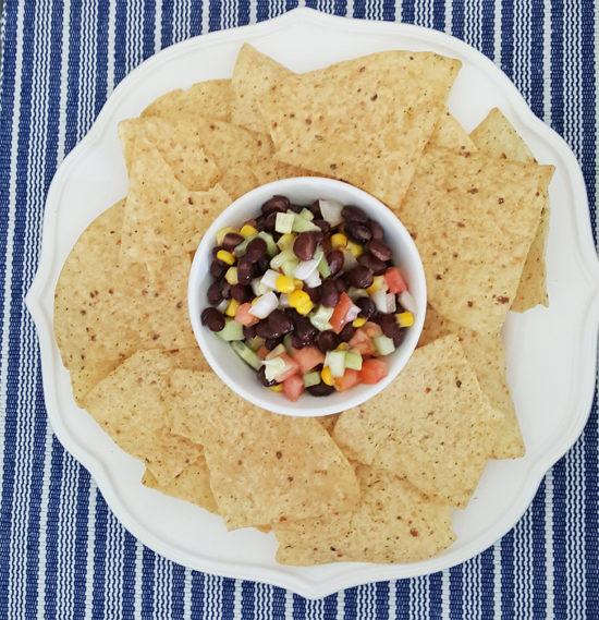 Summer Bean Salad DIP