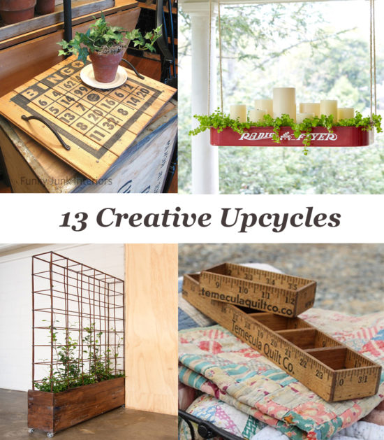 13 Creative Upcycles Pin
