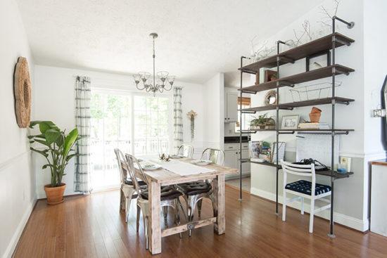 Interior designer/blogger Chelsea Beiber Home Tour